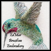 EdMar Brazilian Embroidery Kits
