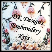 DK Designs Brazilian Embroidery patterns