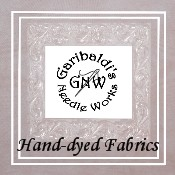Garibaldi's Needle Works Hand-dyed embroidery fabrics