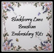 Blackberry Lane Brazilian Embroidery patterns
