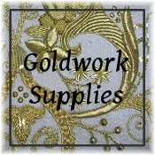 Goldwork Supplies and Materials